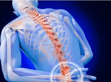 Many factors contribute to back pain.