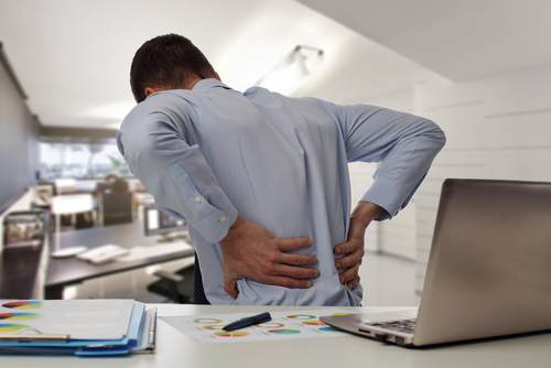 Back pain is a universal condition.